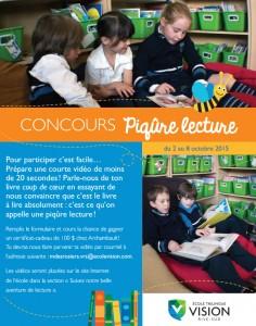 Concours Piqûre lecture